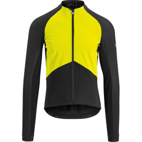 assos Mille GT Spring Fall Jacket Men fluo yellow
